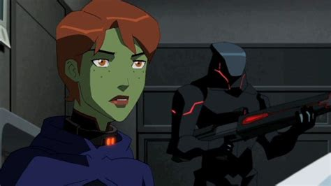 Miss Martian and Aqualad's Surprise - IGN