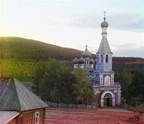 25 Amazing Vintage Color Photographs of Russia from the