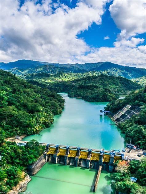 Ipo Dam – Aerial Architectural Photography – Sumastre