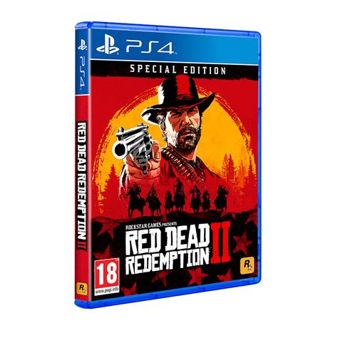 Red Dead Redemption 2 Special Edition PS4 - akciós ár