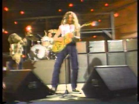 Ted Nugent Live at ABC-TV, Los Angeles 24/10/1980