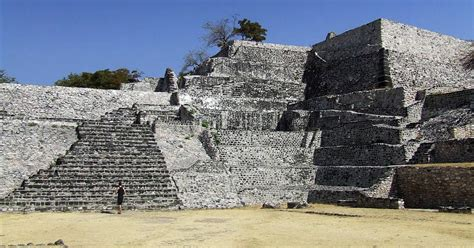 Archaeological Monuments Zone of Xochicalco - UNESCO World
