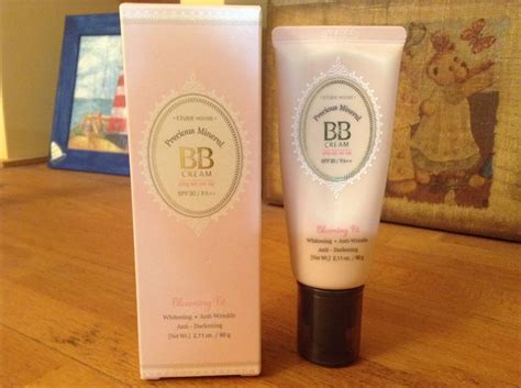 Eladó: Etude House Precious Mineral BB Cream Blooming Fit