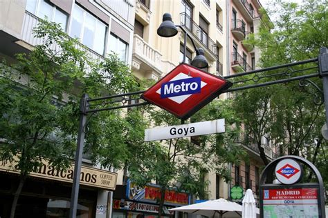 Goya (Madrid Metro) - Wikipedia