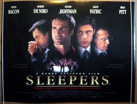 Sleepers - Original Cinema Movie Poster From pastposters