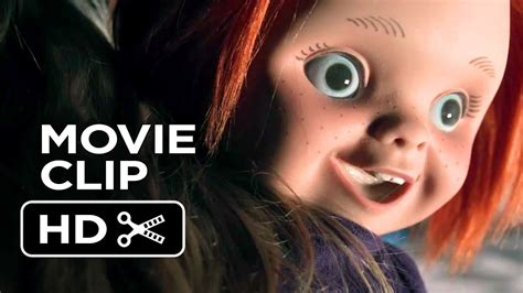 Curse of Chucky Movie CLIP - What's For Dinner? (2013