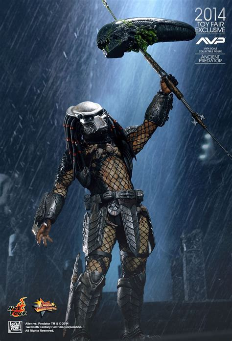 Ancient Predator (Hot Toys, Sideshow Collectibles) - AvPGalaxy