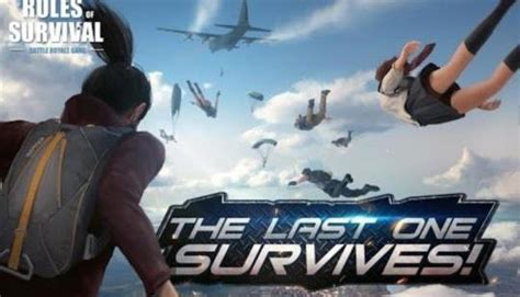 ROS PC - Play & Download Rules of Survival For Pc - Latest
