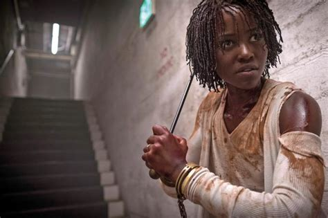 Lupita Nyong'o unleashes her dark side for horror film Us