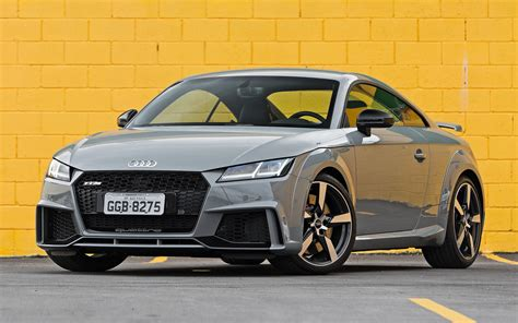 2018 Audi TT RS Coupe (BR) - Wallpapers and HD Images