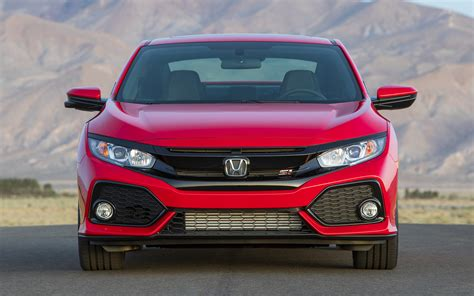 2017 Honda Civic Si Coupe (US) - Wallpapers and HD Images