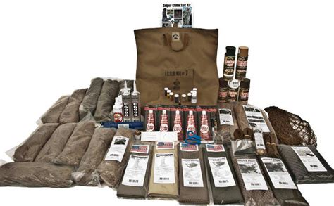 Individual Camouflage Concealment Deception Kit #7