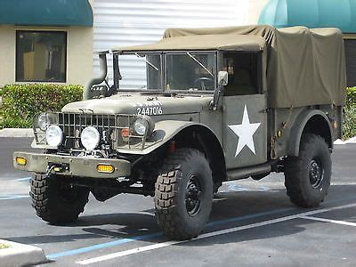 Military Vehicles For Sale » Blog Archive » Dodge : Other Dodge Classic 4×4 Off Road Mud Muscle