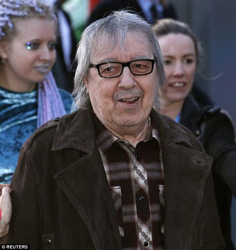 Bill Wyman and his family attend launch of Rolling Stones
