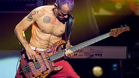The Red Hot Chili Peppers' Flea's Movie Memories - Rolling