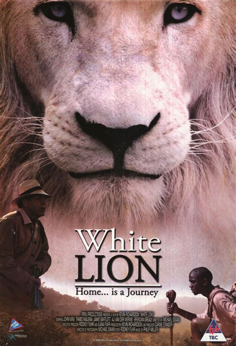 White Lion movie posters at movie poster warehouse