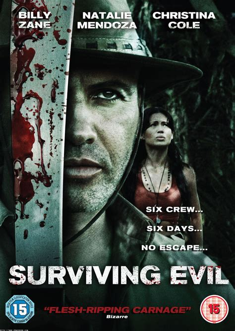 Surviving Evil (2009) - Terence Daw