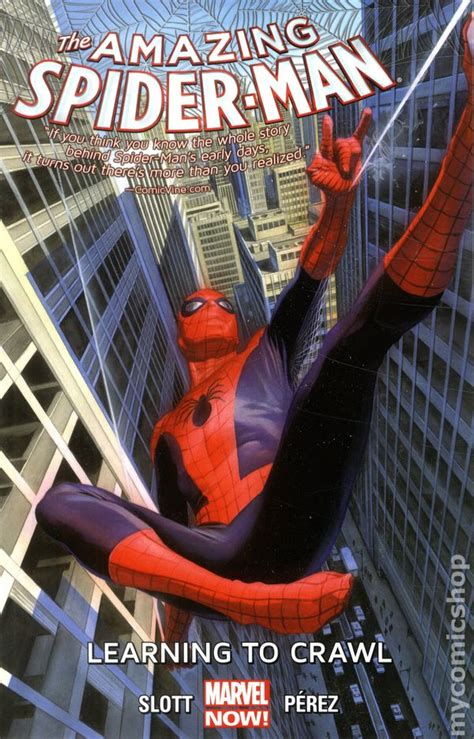 Amazing Spider-Man TPB (2014-2015 Marvel NOW) comic books