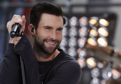 Adam Levine Tipped to Be Named People Magazine's Sexiest