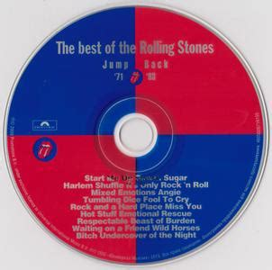 The Rolling Stones - Jump Back: The Best Of The Rolling