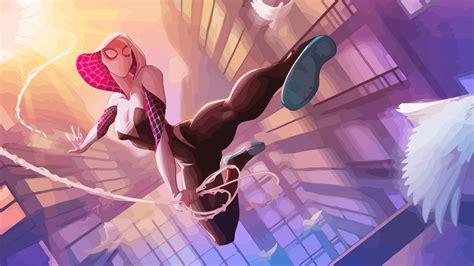 51 Spider-Gwen HD Wallpapers | Backgrounds - Wallpaper Abyss