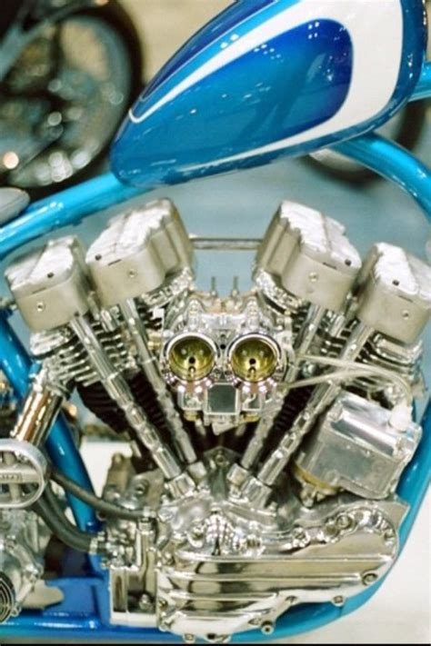 Shovelhead with terry Huntington rocker boxes, S&S two