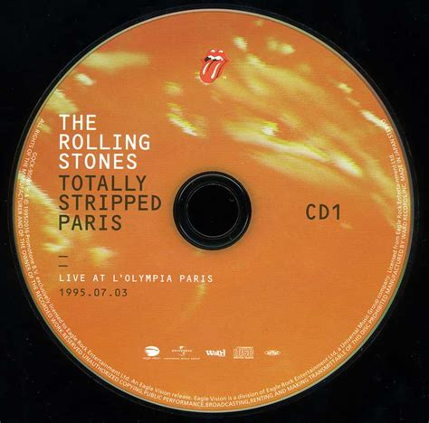 The Rolling Stones - Totally Stripped Paris (2017) / AvaxHome
