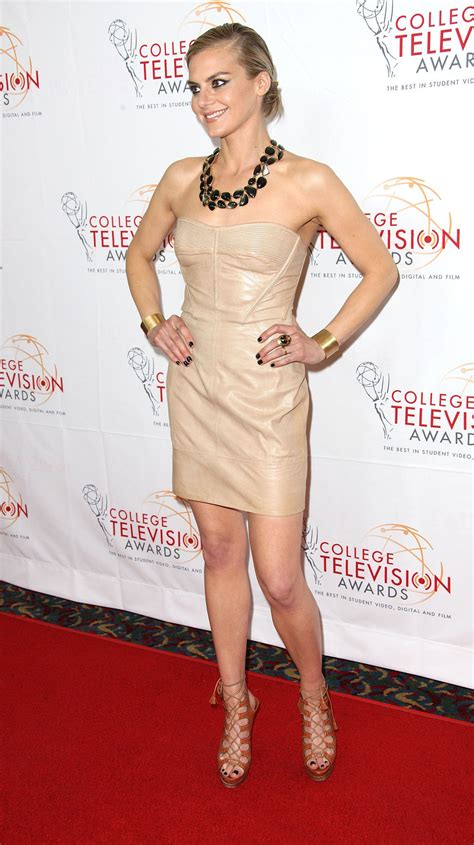 ELIZA COUPE at 33rd Annual College Television Awards in