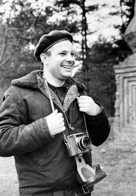 Rare photos of Yuri Gagarin in everyday life · Russia