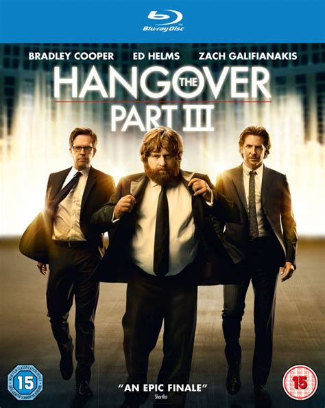 The Hangover: Part III (Includes UltraViolet Copy) Blu-ray