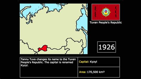 [Countries] The History of Tannu Tuva - YouTube