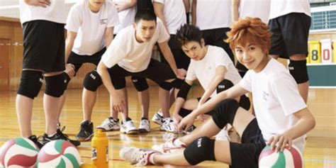Haikyu Live-Action Play Releases New Cast Photo