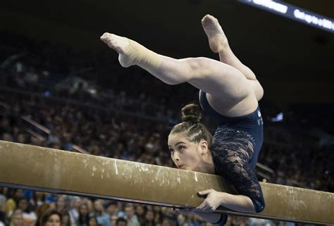 UCLA gymnastics cinches success over Stanford in first