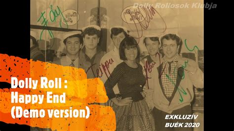 DOLLY ROLL: HAPPY END (Demo version) - YouTube