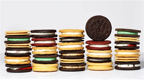 Oreo Announces 5 New Cookie Flavors To Be Released This