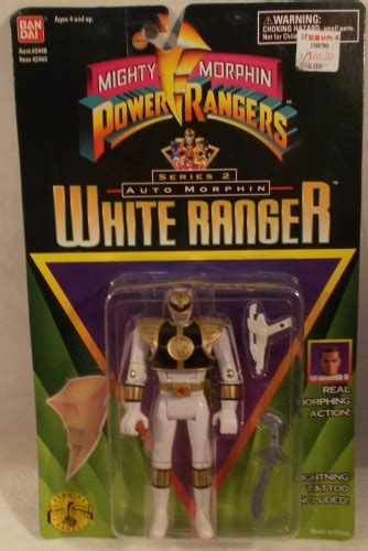 """OUT OF STOCK"" Mighty Morphin Power Rangers Auto Morphin"