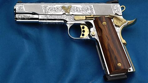 A Browning M1911