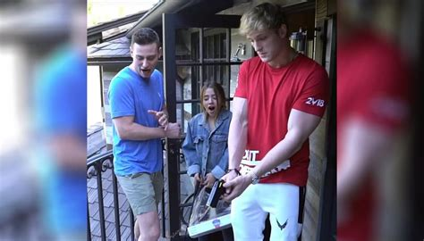 Logan Paul tasers two rats in controversial new YouTube