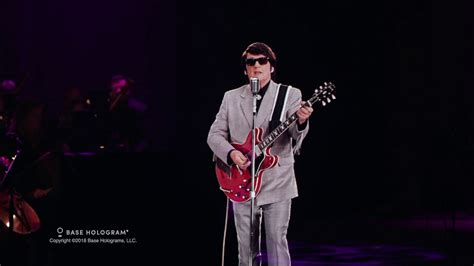 Roy Orbison In Dreams - The Hologram Tour - YouTube