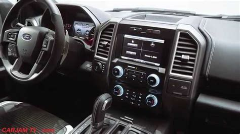 Ford F 150 RAPTOR 2017 INTERIOR Review Commercial CARJAM
